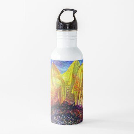 Solar eyelashes Water Bottle