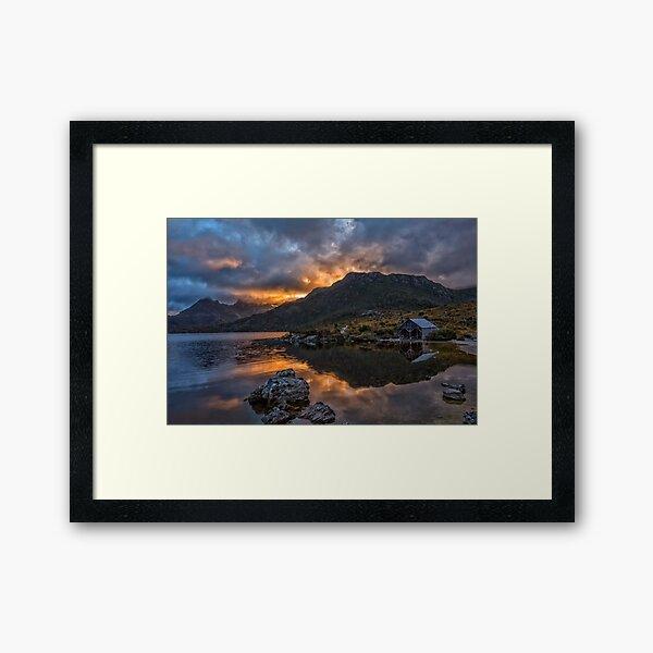 Cradle Mountain, Tasmania, Australia Framed Art Print