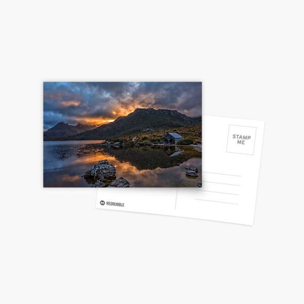 Cradle Mountain, Tasmania, Australia Postcard