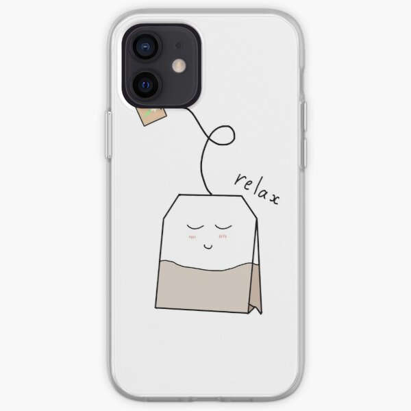 Camomile tea iPhone Soft Case