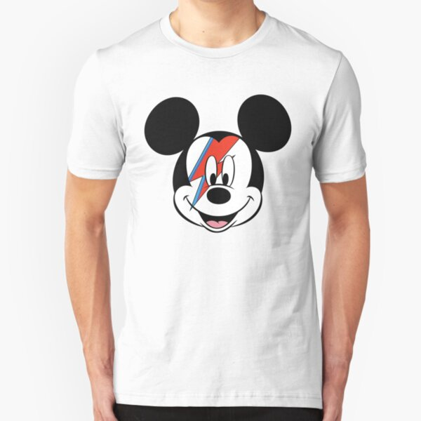 Mouse From Mars Slim Fit T-Shirt