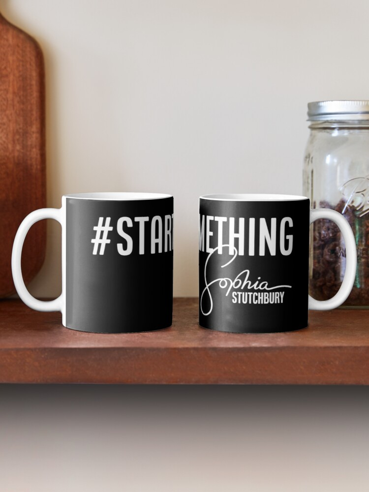 Alternate view of Sophia Stutchbury #STARTSOMETHING Mug