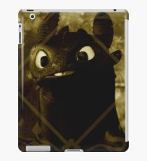 Toothless the night fury iPad Case/Skin