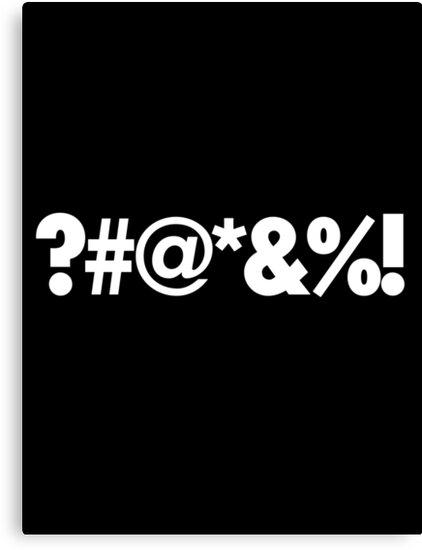 ?#@*&%! - Qbert Parody Swearing by cpinteractive