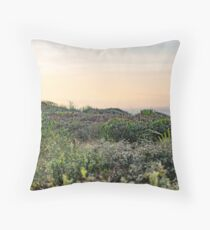 Sunrise at Rosemary Beach Throw Pillow