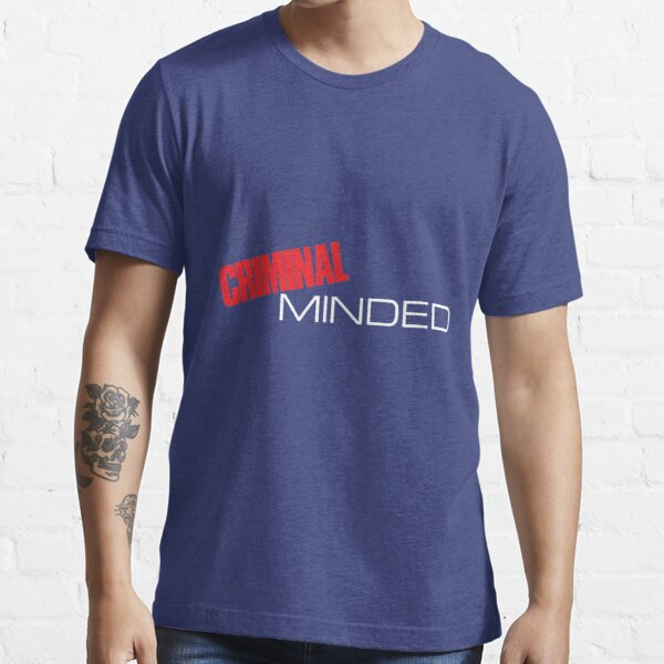 Criminal Minded Essential T-Shirt