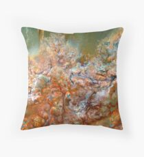 Sogni Verdi Throw Pillow