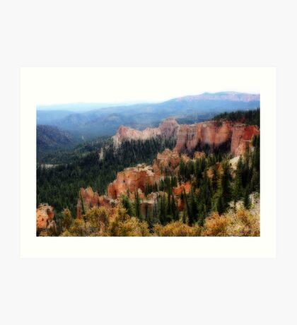 Bryce Canyon #3 Art Print