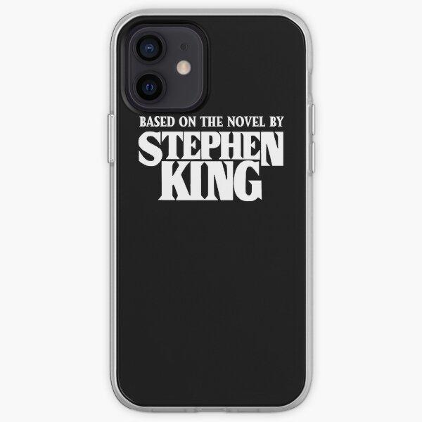 Based on the Novel - White iPhone Soft Case