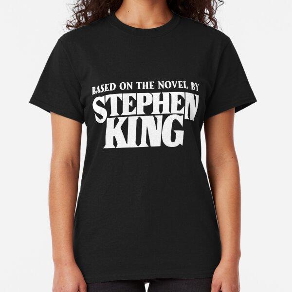 Based on the Novel - White Classic T-Shirt