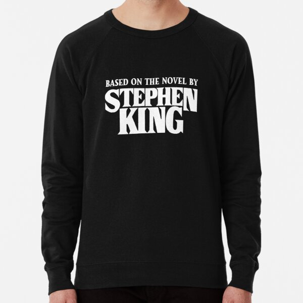Based on the Novel - White Lightweight Sweatshirt
