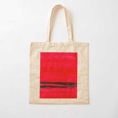 BAANTAL / Lines #2 Cotton Tote Bag