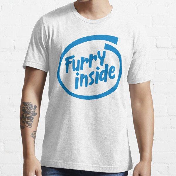 Furry Inside Essential T-Shirt