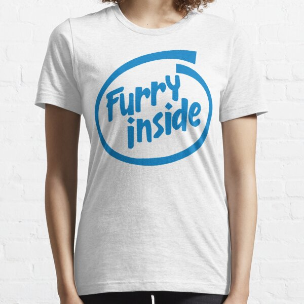 Furry Inside Essential T-Shirt