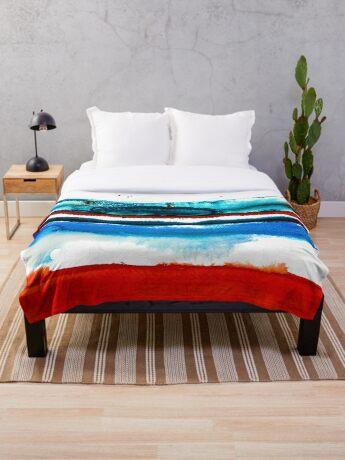 BAANTAL / Day Throw Blanket