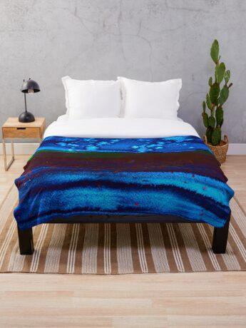 BAANTAL / Night Throw Blanket