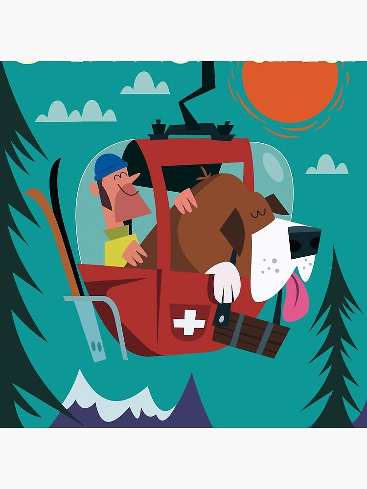 Switzerland Poster by GAGodel
