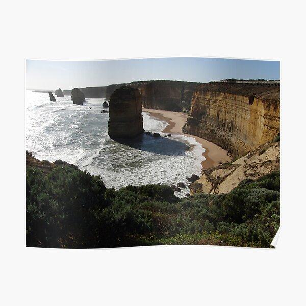 The Twelve Apostles - Victoria, Australia Poster
