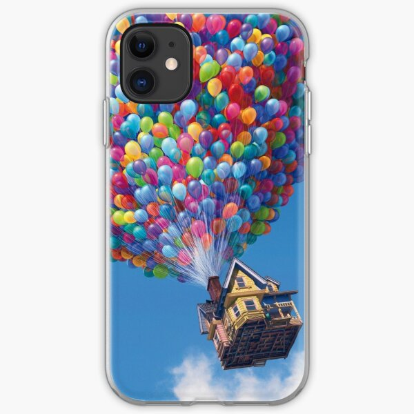 The House from Up iPhone Soft Case