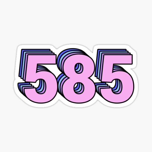 585 Sticker