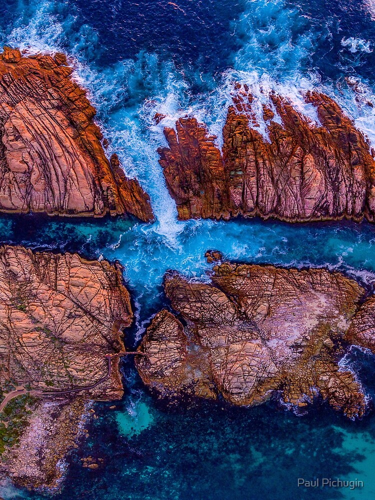 Canal Rocks, Western Australia by paulmp