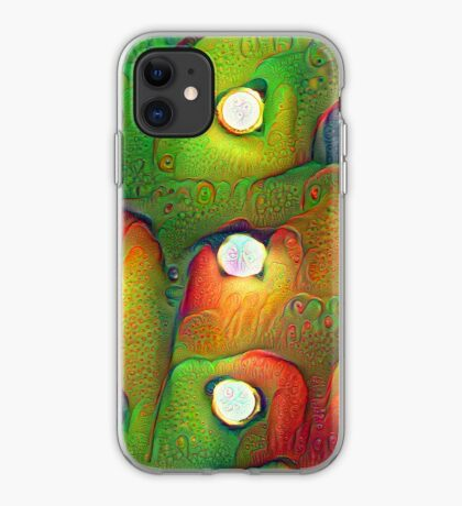 #DeepDream Lights iPhone Case