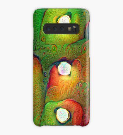 #DeepDream Lights Case/Skin for Samsung Galaxy