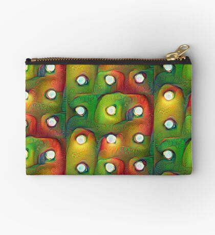 #DeepDream Lights Zipper Pouch