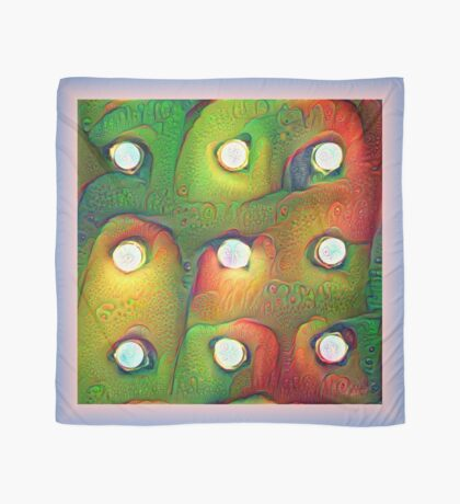 #DeepDream Lights Scarf