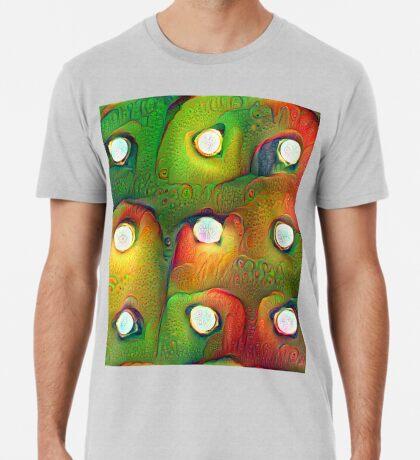 #DeepDream Lights Premium T-Shirt