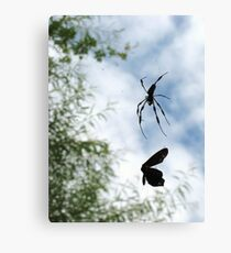 Entangled Canvas Print