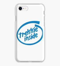 Trekkie Inside iPhone Case/Skin