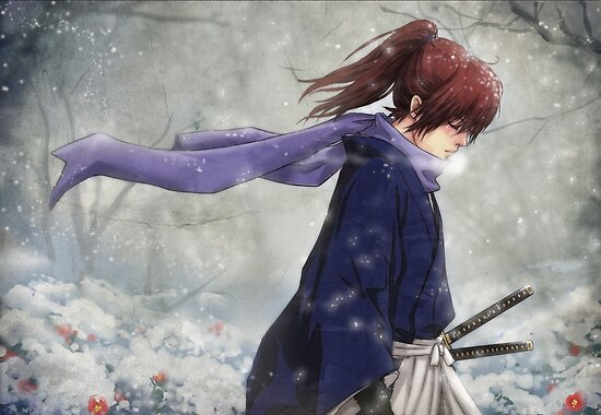 Himura Kenshin by Hikaru Yagi