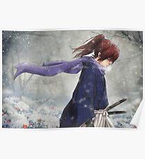 Himura Kenshin Poster