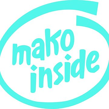 Mako Inside by tuliptreetees