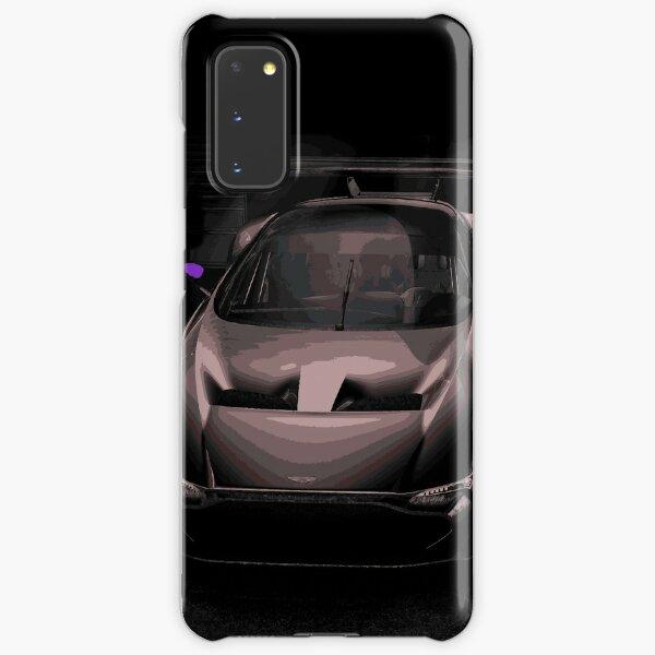 Aston Martin Vulcan Race Car Samsung Galaxy Snap Case