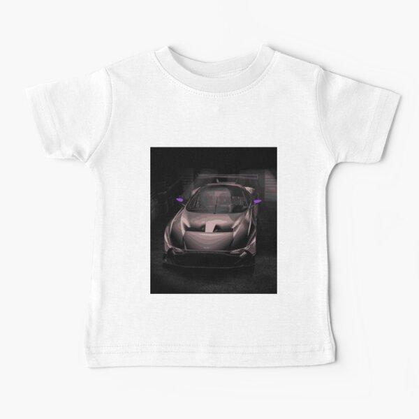 Aston Martin Vulcan Race Car Baby T-Shirt