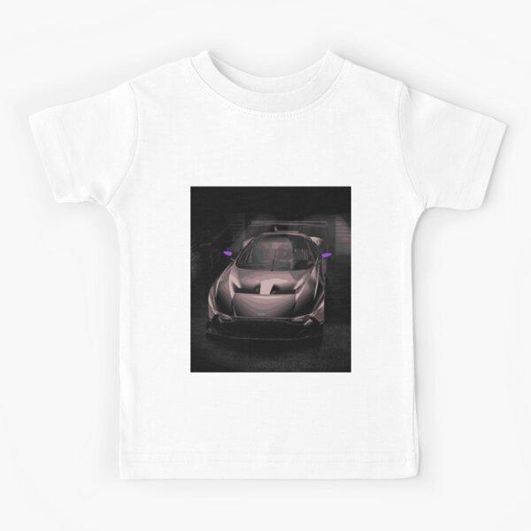 Aston Martin Vulcan Race Car Kids T-Shirt
