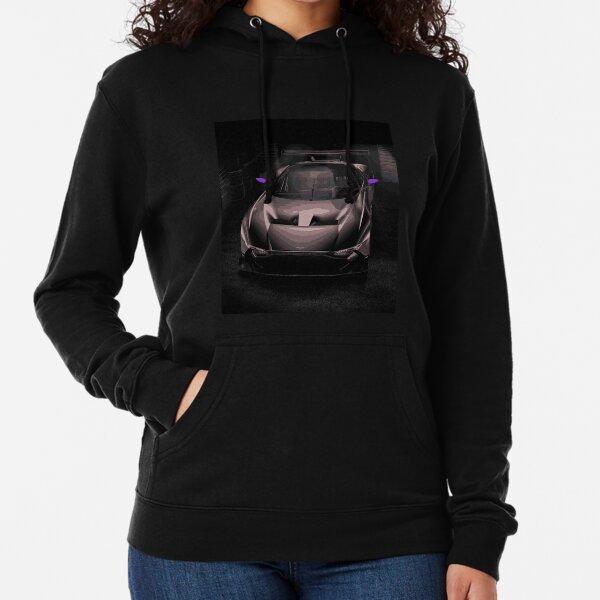 Aston Martin Vulcan Race Car Lightweight Hoodie