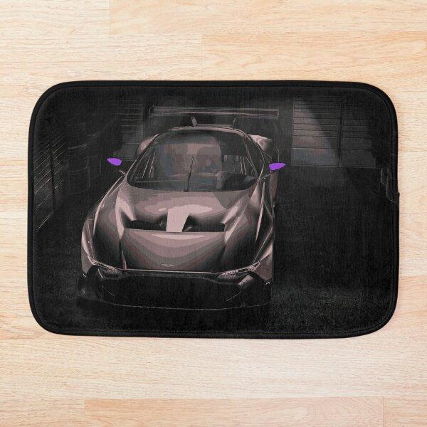 Aston Martin Vulcan Race Car Bath Mat
