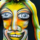 Bodypainting 2 by Miron Abramovici