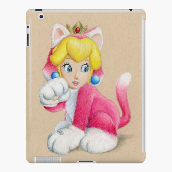 Kitty Peach iPad Snap Case