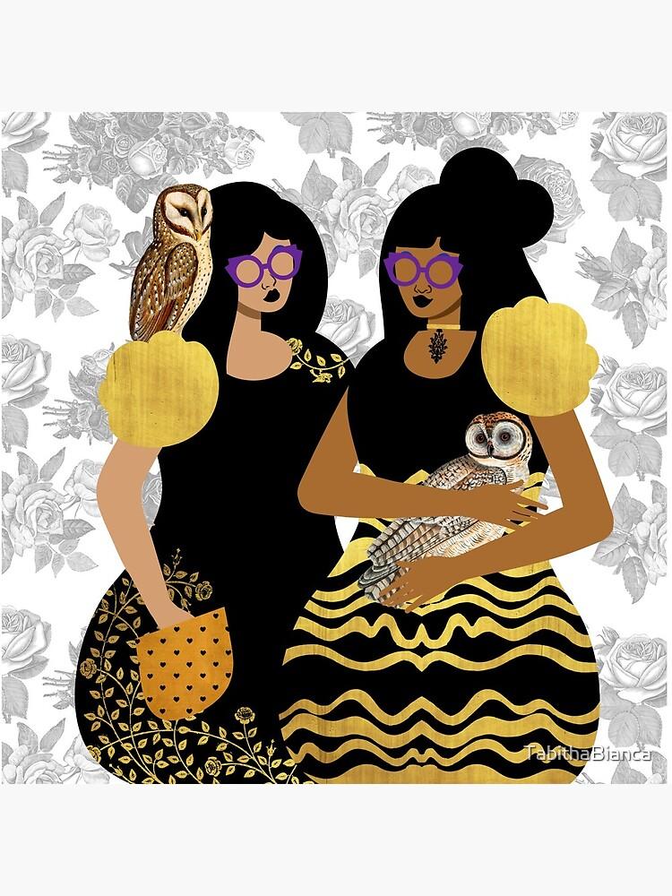 Goth Girls by TabithaBianca