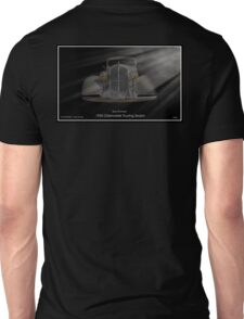 1933 Oldsmobile Touring Sedan - Rum Runner Unisex T-Shirt
