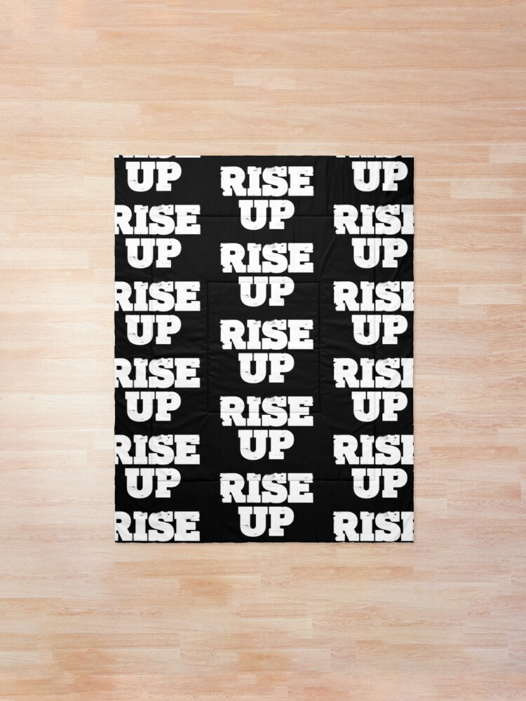 Alternate view of Rise Up Comforter