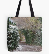 Bottom lane,Lindford. Tote Bag