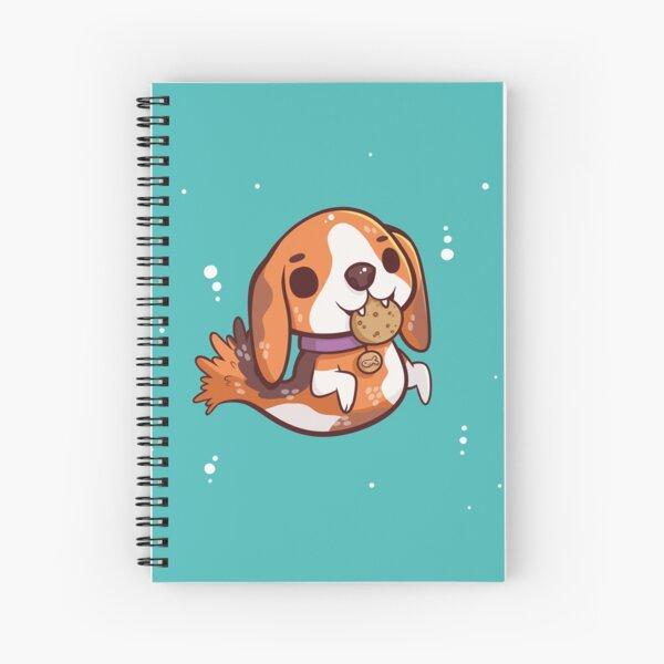 Pupperfish Spiral Notebook