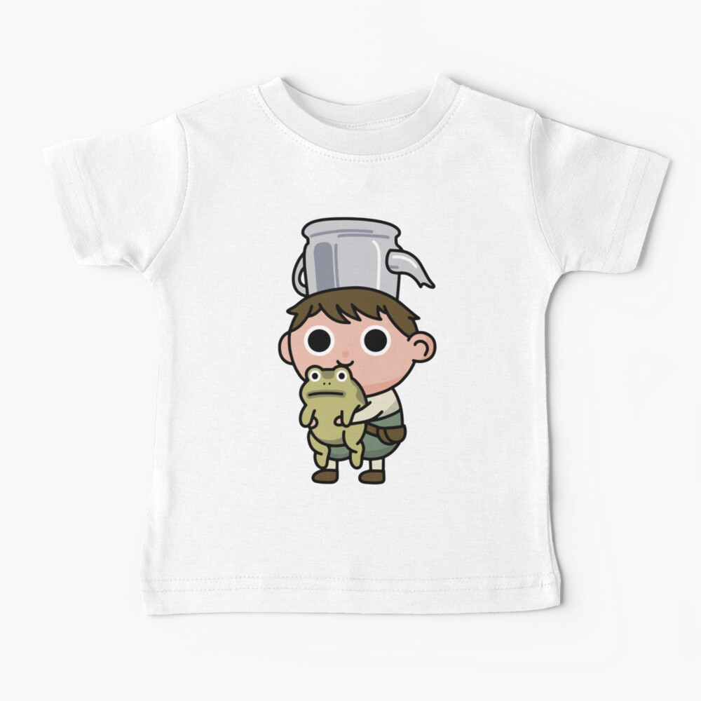 Greg and the frog Baby T-Shirt