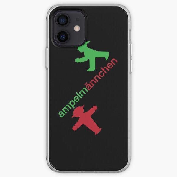 ampelmännchen iPhone Soft Case