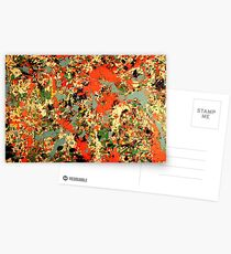 Pollock Cartes postales